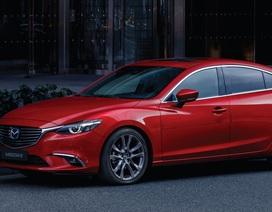Sedan cao cấp Mazda6 chỉ trong tầm giá 800 triệu đồng