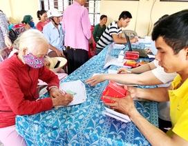 Tiền hỗ trợ của Chính phủ đã tới người dân gặp khó vì Covid-19 ở Quảng Nam