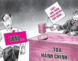 """Bị dân kiện, Chủ tịch các UBND """"trốn"""" hầu tòa, chây ì thi hành án"""