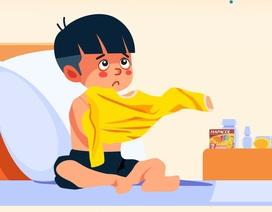 Bác sĩ kể tên 3 bệnh truyền nhiễm dễ lây cho trẻ mùa này