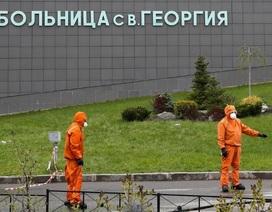 Nga kiểm tra máy thở sau vụ cháy khiến bệnh nhân Covid-19 thiệt mạng