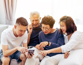 Sự tiện lợi của app chinh phục người dùng lớn tuổi như thế nào?