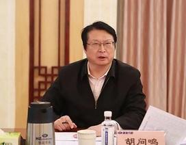 Trung Quốc điều tra cựu lãnh đạo công ty đóng tàu sân bay