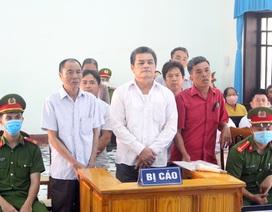Tuyên án nhóm đối tượng xông vào trụ sở xã gây rối kỳ họp HĐND