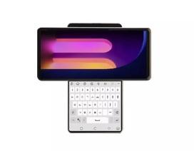 Lộ thiết kế smartphone màn hình xoay độc đáo của LG