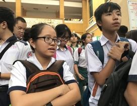 Năm 2020: TPHCM thi lớp 10 vào ngày 16 và 17/7