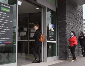 Australia: Hơn nửa triệu người mất việc trong tháng 4 vì dịch Covid-19