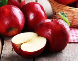 Ăn táo có thể làm giảm nguy cơ ung thư và tiểu đường