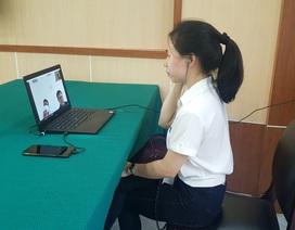 Tuyển dụng qua online hút hàng trăm sinh viên năm cuối tại Huế