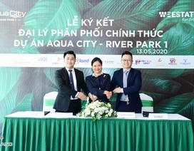 MGLAND Việt Nam chính thức phân phối phân khu River Park 1 của Aqua City
