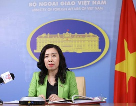 Việt Nam lên tiếng về dự án thủy điện mới của Lào