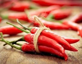 Quả ớt giúp ngăn ngừa bệnh ung thư?