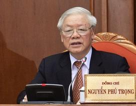 Tổng Bí thư: Ủy viên Bộ Chính trị, Ban Bí thư phải biết dùng người tài
