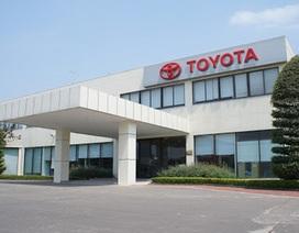 """Bộ Công Thương lên tiếng về hàng chục nghìn xe Toyota """"dính"""" lỗi"""