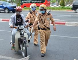 Người dân ngạc nhiên khi bị CSGT bất ngờ dừng xe kiểm tra