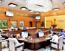 Quốc hội dành thời gian làm công tác nhân sự trong kỳ họp thứ 9