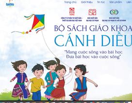 Hơn 20 tỉnh, thành đã chọn bộ Sách giáo khoa Cánh Diều