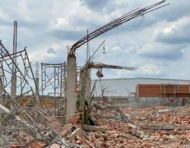 Đồng Nai thông tin chính thức về vụ sập tường làm 10 người chết