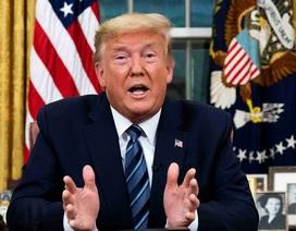 """Ông Trump """"khoe"""" Mỹ chế tạo tên lửa """"siêu việt"""", nhanh gấp 17 lần hiện tại"""