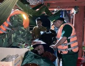 Một ngư dân bị điện giật tử vong khi đang hành nghề trên biển