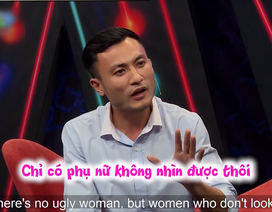 Chàng trai gây tranh cãi với phát ngôn phân biệt phụ nữ khi đi hẹn hò