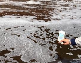 Công nghệ Nano-Bioreactor ra sao sau 1 năm thí điểm ở Hồ Tây, sông Tô Lịch?