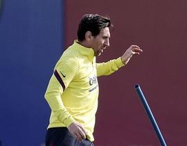 Messi lên tiếng về những hiểu lầm với HLV Barcelona