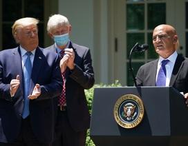 """Tổng thống Trump đẩy nhanh """"Chiến dịch Thần tốc"""" phát triển vắc xin Covid"""