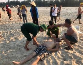 Một người chết đuối, người xuống cứu cũng kiệt sức tử vong