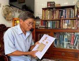 Lão nông miền Tây sở hữu 2.000 con tem quý về Bác Hồ