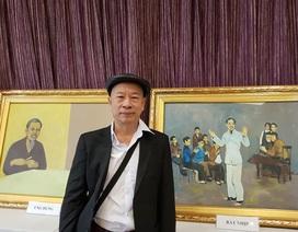 """Ký ức không quên về Bác Hồ của tác giả triển lãm """"Tháng Năm nhớ Bác"""""""