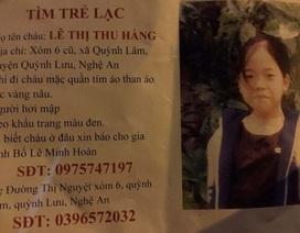 Thiếu nữ Nghệ An mất tích được chủ quán ăn ở Hà Nội cưu mang