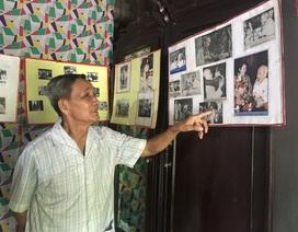Người cựu chiến binh 15 năm miệt mài sưu tầm ảnh Bác Hồ