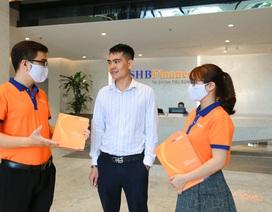SHB Finance chú trọng hoạt động bảo vệ an toàn sức khoẻ cho nhân viên
