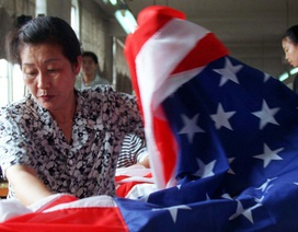 """Người dân Mỹ dần lạnh nhạt với hàng """"Made in China"""""""