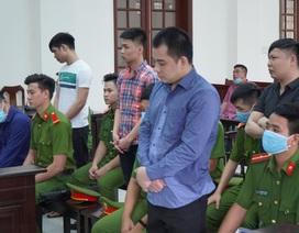 Vụ giang hồ vây xe chở công an: Các bị cáo nhận hơn 16 năm tù