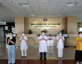 Thêm 2 bệnh nhân Covid-19 bình phục, Việt Nam chữa khỏi 82%