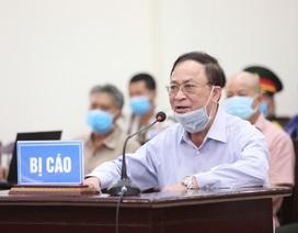 Cựu Thứ trưởng Bộ Quốc phòng Nguyễn Văn Hiến nói gì tại tòa?