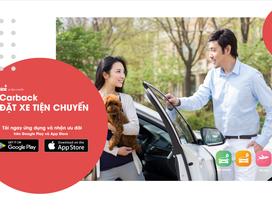 """Carback: Taxi đi tỉnh """"siêu rẻ"""" chỉ như xe khách"""