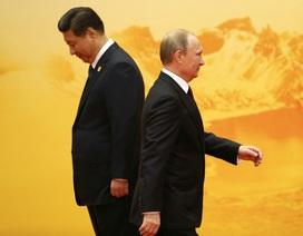 Covid-19 thử thách quan hệ Nga - Trung