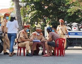 Quên mang bảo hiểm trách nhiệm dân sự khi lái xe, nộp phạt thế nào?