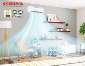 Điều hòa General All DC Inverter cao cấp vượt trội so với các sản phẩm cùng phân khúc trên thị trường