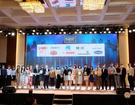 Vietcombank dẫn đầu Top Thương hiệu Nhà tuyển dụng hấp dẫn nhất với sinh viên Việt Nam 2020 trong lĩnh vực tài chính - ngân hàng