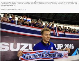 """Báo Thái Lan: """"Cơ hội giành vị trí số 1 Đông Nam Á là rất nhỏ"""""""