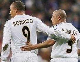"""Roberto Carlos: """"Chỉ có một Ronaldo hay nhất, xuất sắc nhất"""""""
