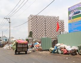 """Dân phản đối xây trạm ép rác, quận """"xin"""" đất metro để làm"""