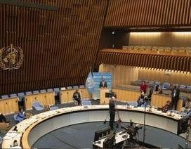 Đại diện Mỹ - Trung đấu khẩu gay gắt tại cuộc họp của WHO
