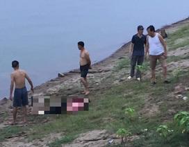 Hà Nội: Hai nữ sinh chết đuối thương tâm trên sông Đà