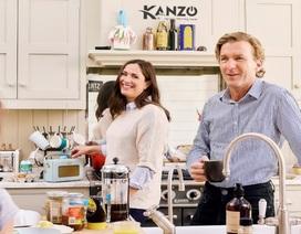 Kanzo và xu hướng thiết bị nhà bếp an toàn, hiện đại