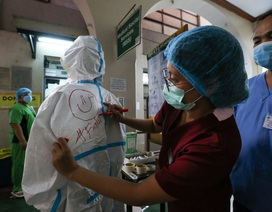 """Philippines đột kích bệnh viện """"chui"""" chữa Covid-19 cho người Trung Quốc"""